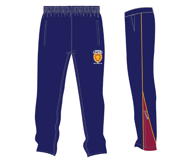 Tracksuit Pants – $45